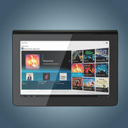 Sony Tablet S 3d model