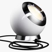 Spherical Lamp 3d model
