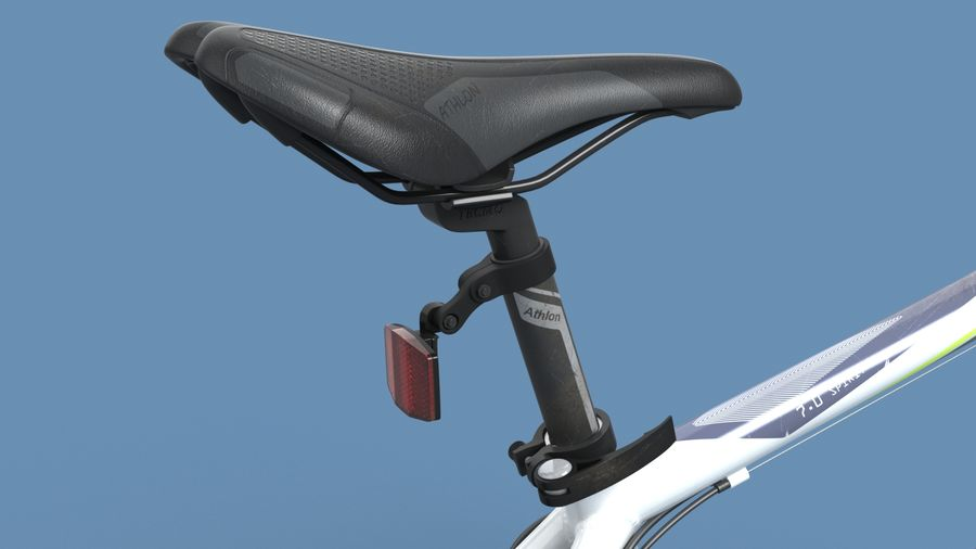 Mountainbike royalty-free 3d model - Preview no. 26