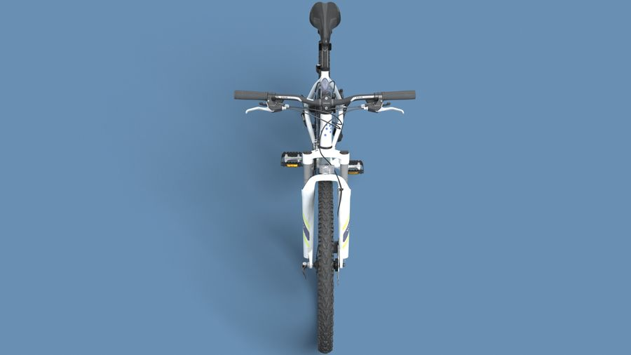 Mountainbike royalty-free 3d model - Preview no. 29
