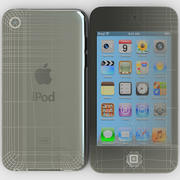 Apple iPod touch 16GB 4th Generation 3d model