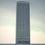 办公楼 3d model