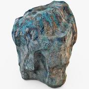 绿松石石 3d model