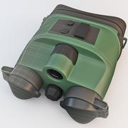 Dispositif de vision nocturne 3d model