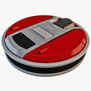 LG Robot Vacuum Cleaner R4000 3d model