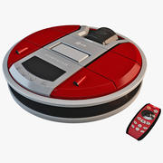LG Robot Vacuum Cleaner R4000 Set 3d model