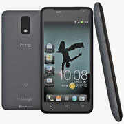 HTC J Black 3d model