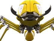 蚂蚁 3d model
