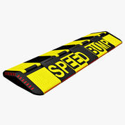 Speed Bump 3d model
