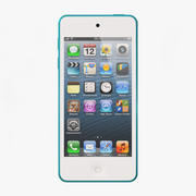iPod Touch 5g 3d model