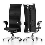 의자 학대 우수 3d model