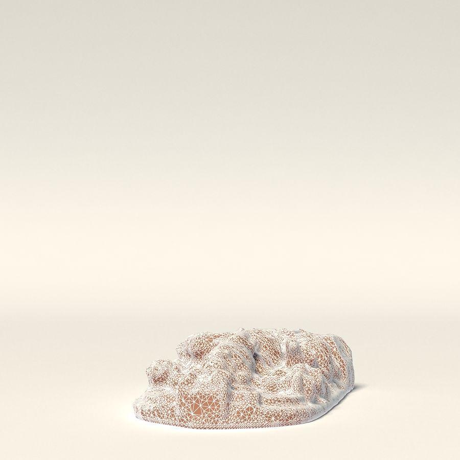 Ganesha-statyett royalty-free 3d model - Preview no. 13