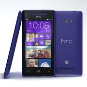 HTC Windows Phone 8X 3d model