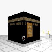 Kaaba Mecca 3d model