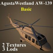 A139 Basic 3d model