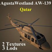 A139 QAT 3d model