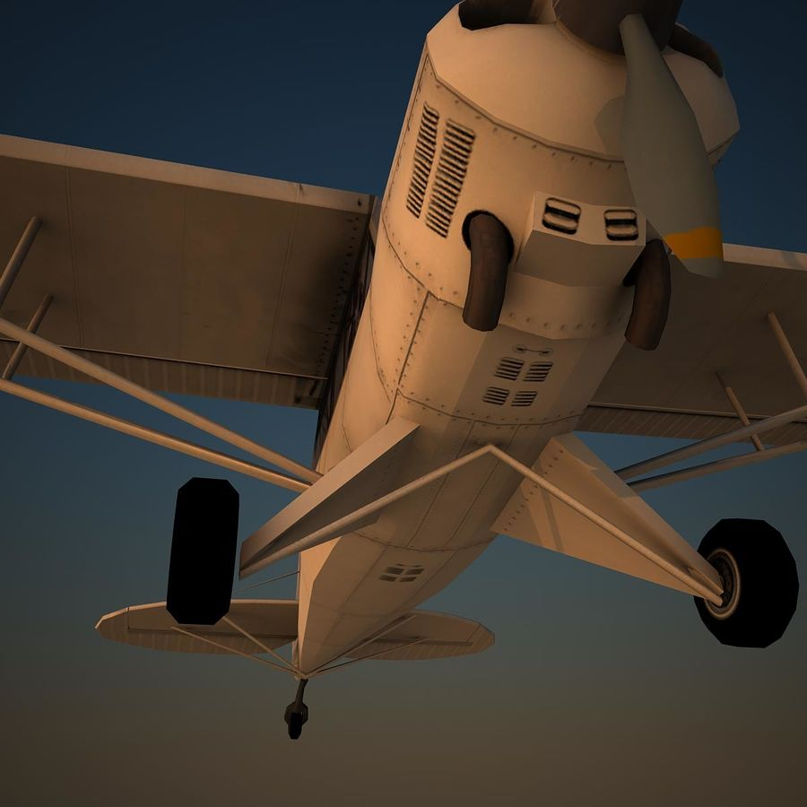 A1A royalty-free 3d model - Preview no. 8