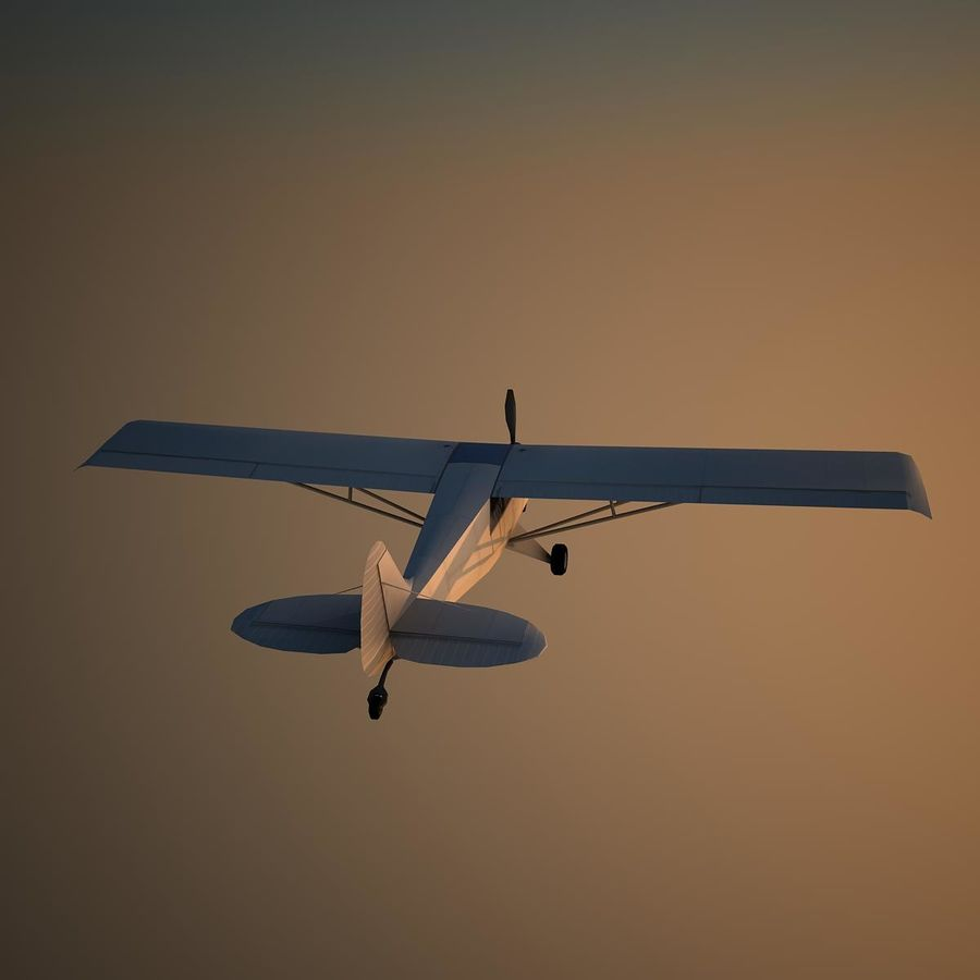 A1A royalty-free 3d model - Preview no. 10