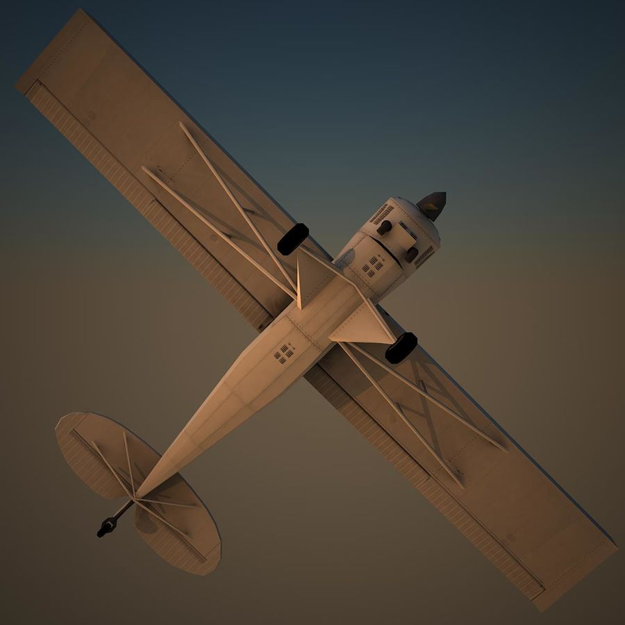 A1A royalty-free 3d model - Preview no. 7