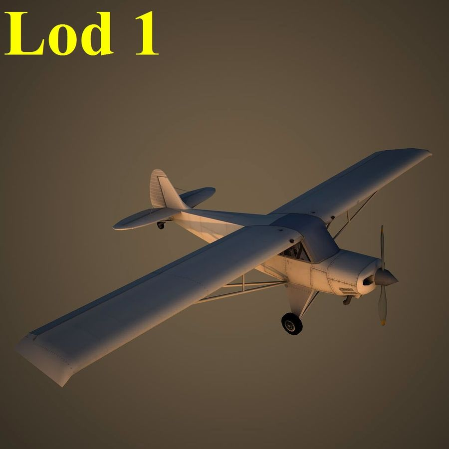 A1A royalty-free 3d model - Preview no. 15