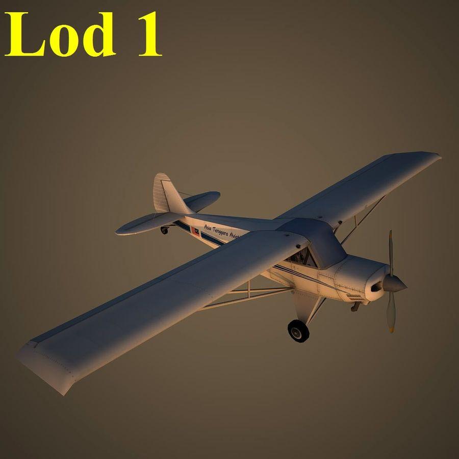 A1A VIP royalty-free 3d model - Preview no. 14