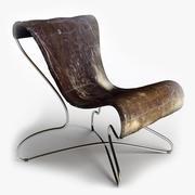 Chaise pliante 3d model