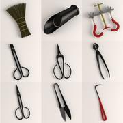 bonsai-verktyg 3d model