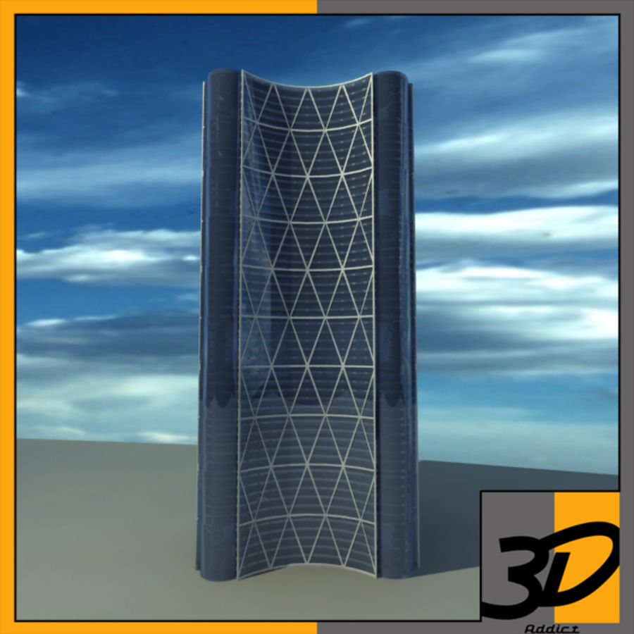 L'arco royalty-free 3d model - Preview no. 1