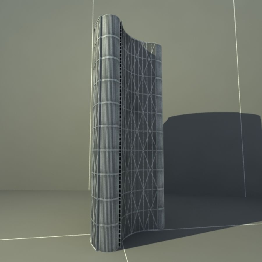 L'arco royalty-free 3d model - Preview no. 7