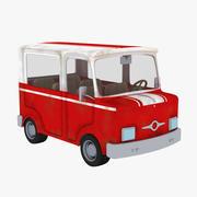 un camion 3d model