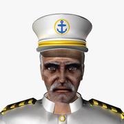Båtkapten Rig 3d model