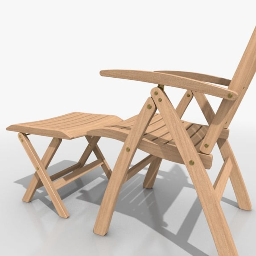 Foldable Furniture Scene royalty-free 3d model - Preview no. 17