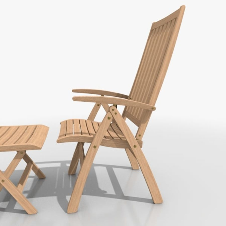Foldable Furniture Scene royalty-free 3d model - Preview no. 16