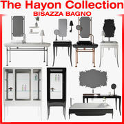 The Hayon Collection Bisazza Bagno 3d model