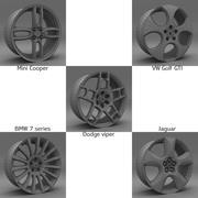 alloys 3d model