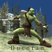 Orki Durotana dla Posera 3d model