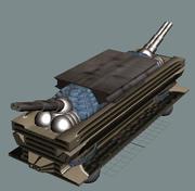 espaço korable 3d model