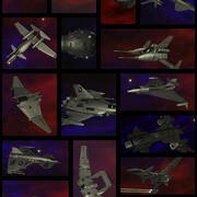 Battlespace pack 3d model