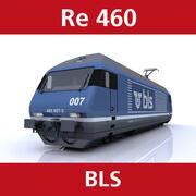 Re 465 BLS modelo 3d