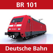 BR 101 3d model