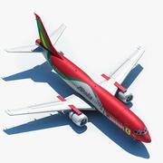 737 Alitalia 3d model