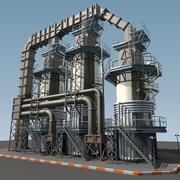 Raffinaderi Enhet RUG 3d model
