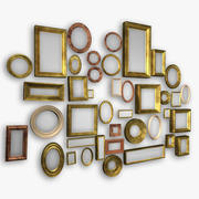 Picture Frame Pack 3d model