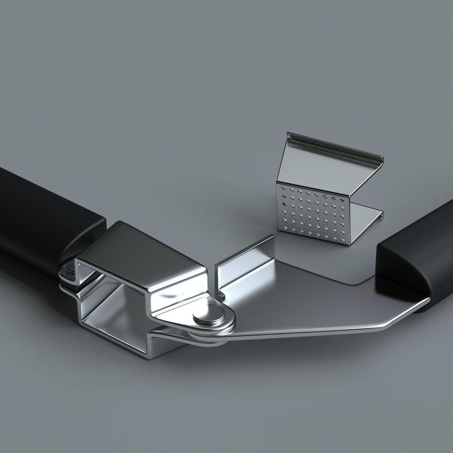 Küchenzubehör royalty-free 3d model - Preview no. 10