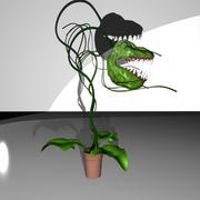 plante 3d model