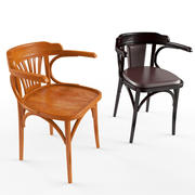 Weense stoel 3d model