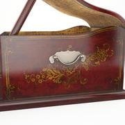 Chinese Jewelry Box 3d model