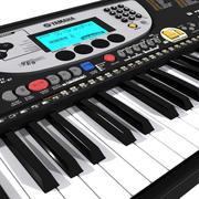 Klavye: Yamaha PSR 270 3d model