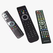 Algemene afstandsbedieningen 3d model