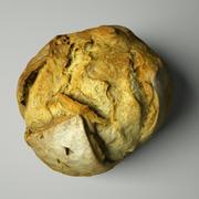 Mittleres Brot 3d model